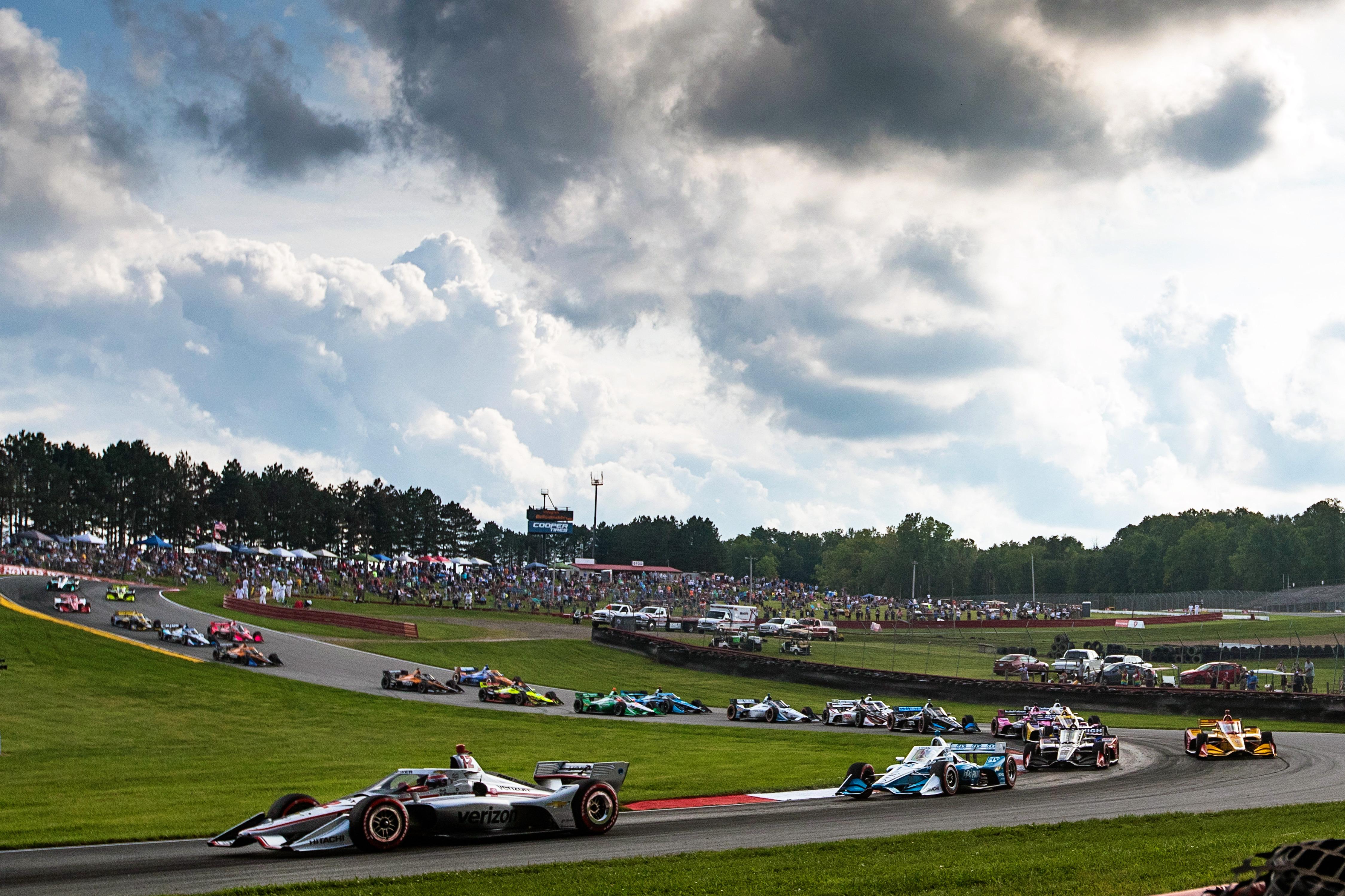 Mid-Ohio IndyCar 2020