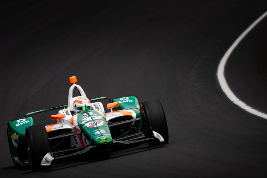 Kyle Kaiser Juncos IndyCar Indy 500