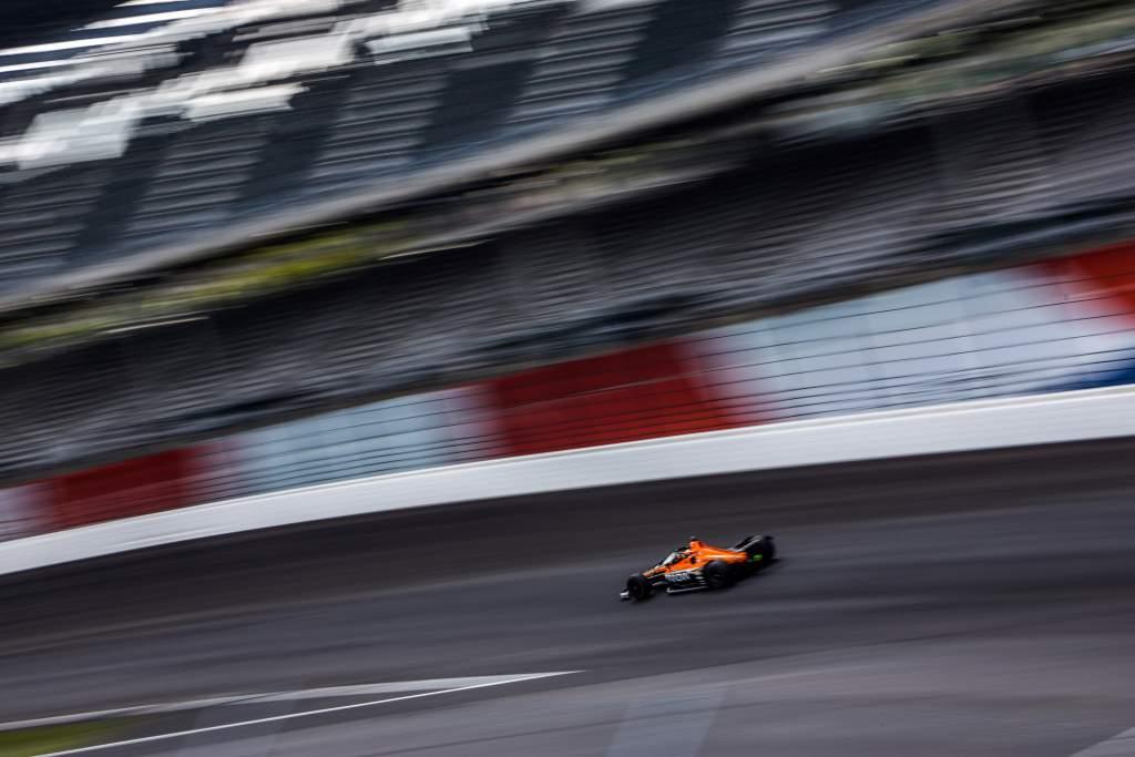 Pato O'Ward Arrow McLaren SP Indianapolis 500 2020