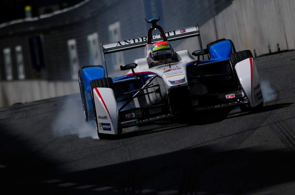 Justin Wilson Andretti Moscow Formula E 2015