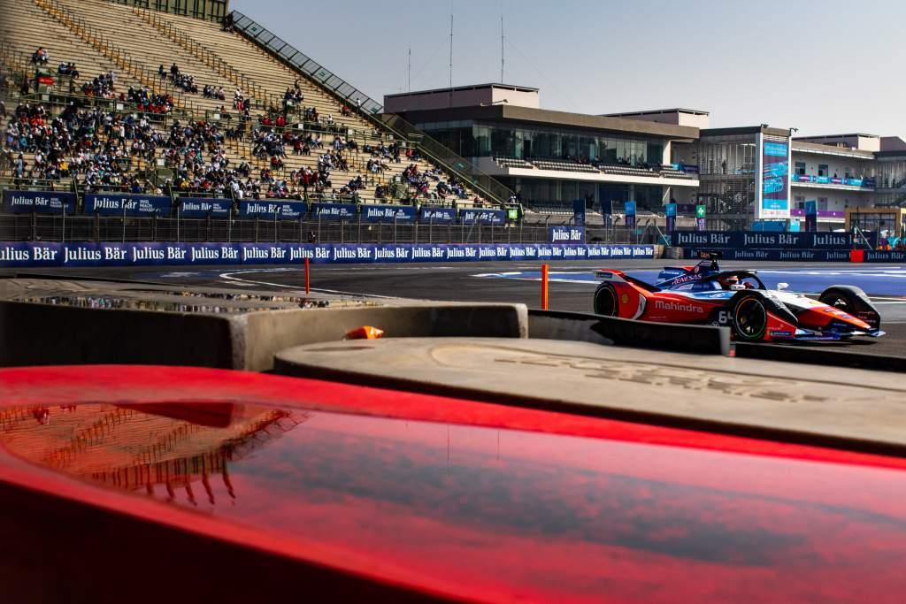 Fia Formula E Mexico City E Prix