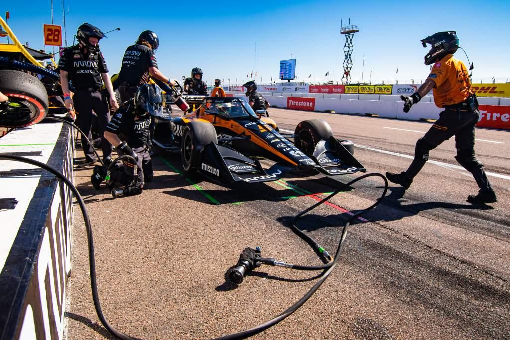 Arrow McLaren SP IndyCar 2020