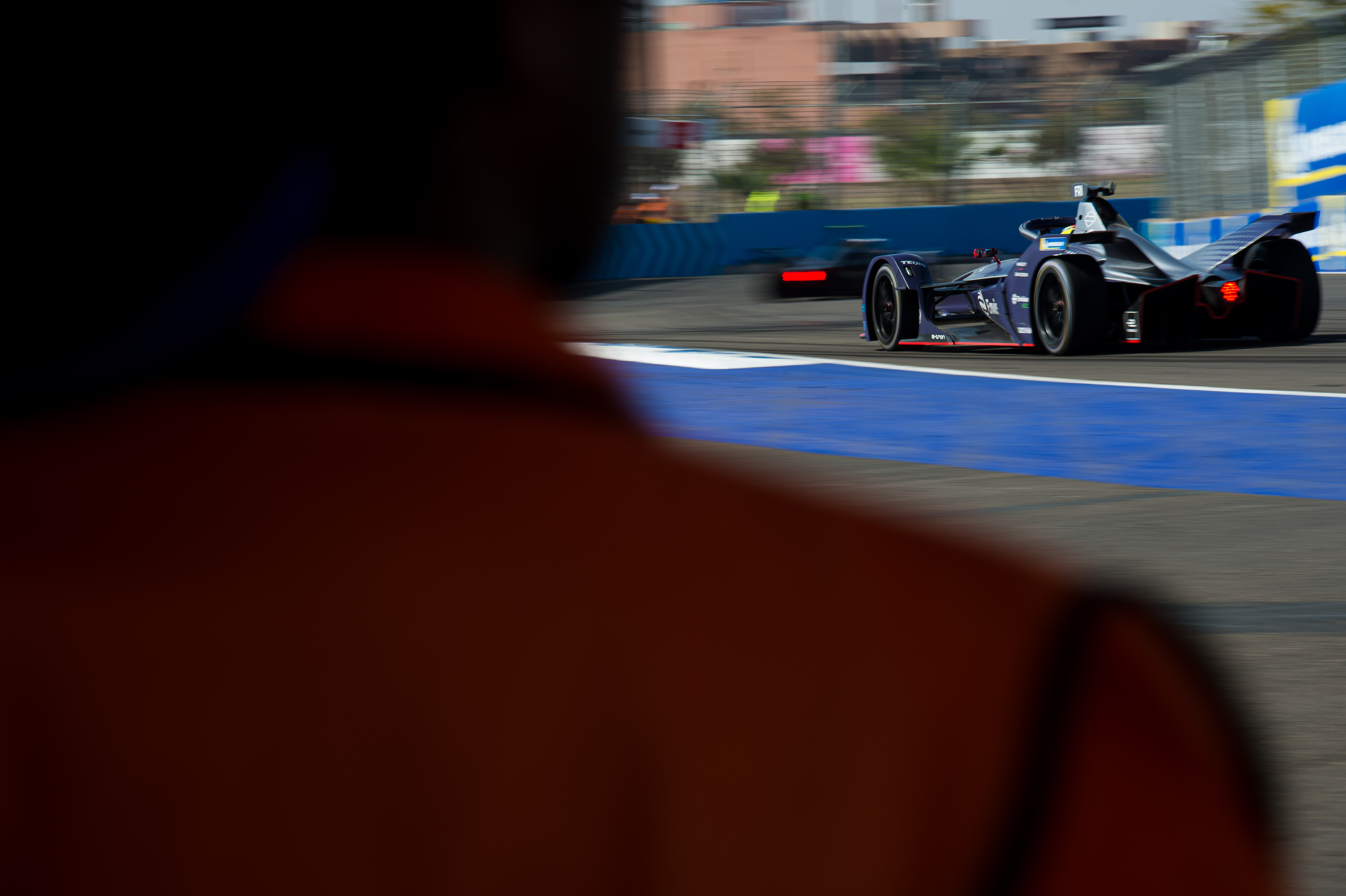Robin Frijns Envision Virgin Marrakesh Formula E 2020