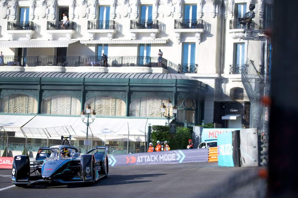 Formula E Monaco E Prix 2021