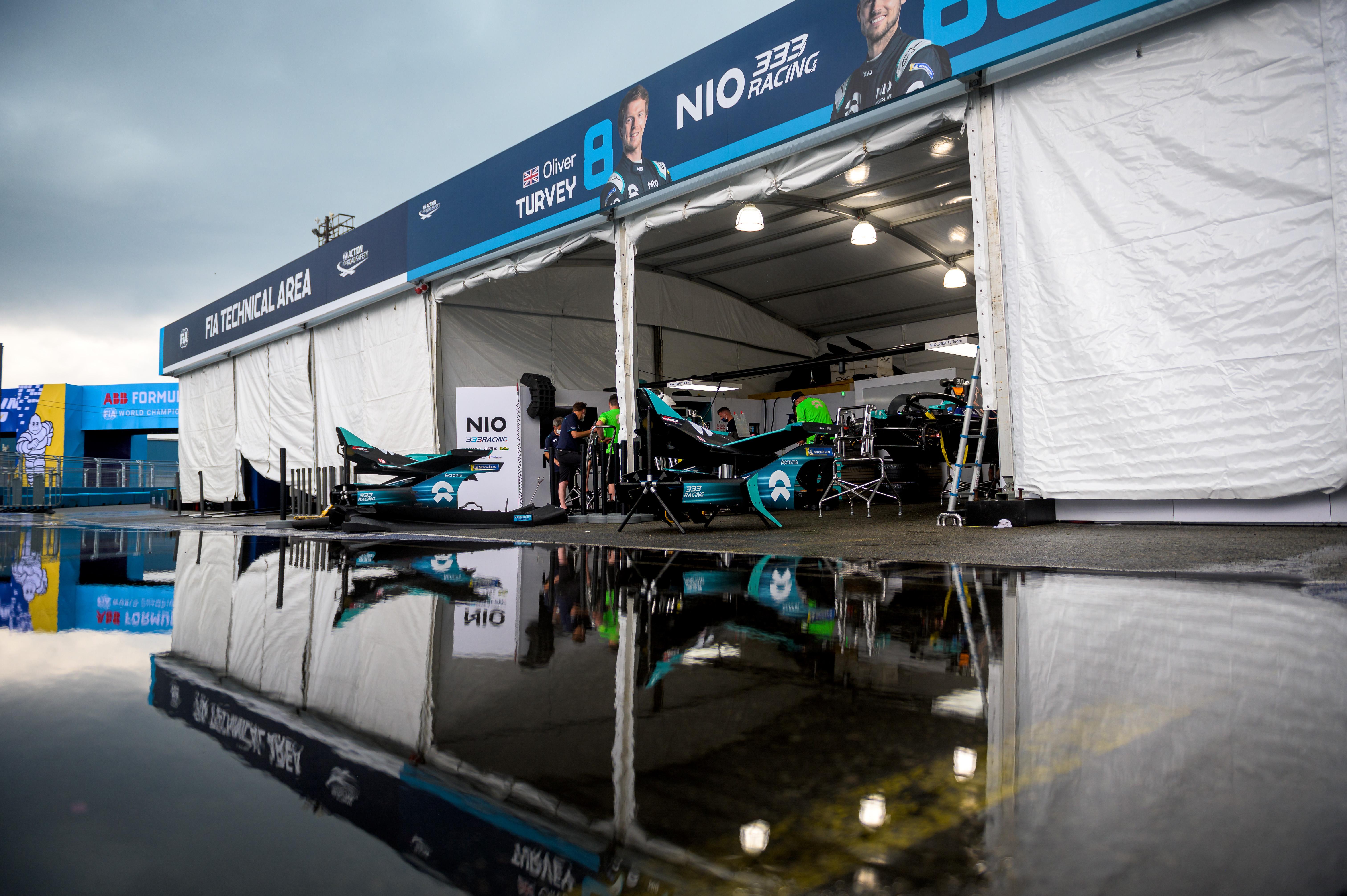 Formula E New York City E Prix 2021