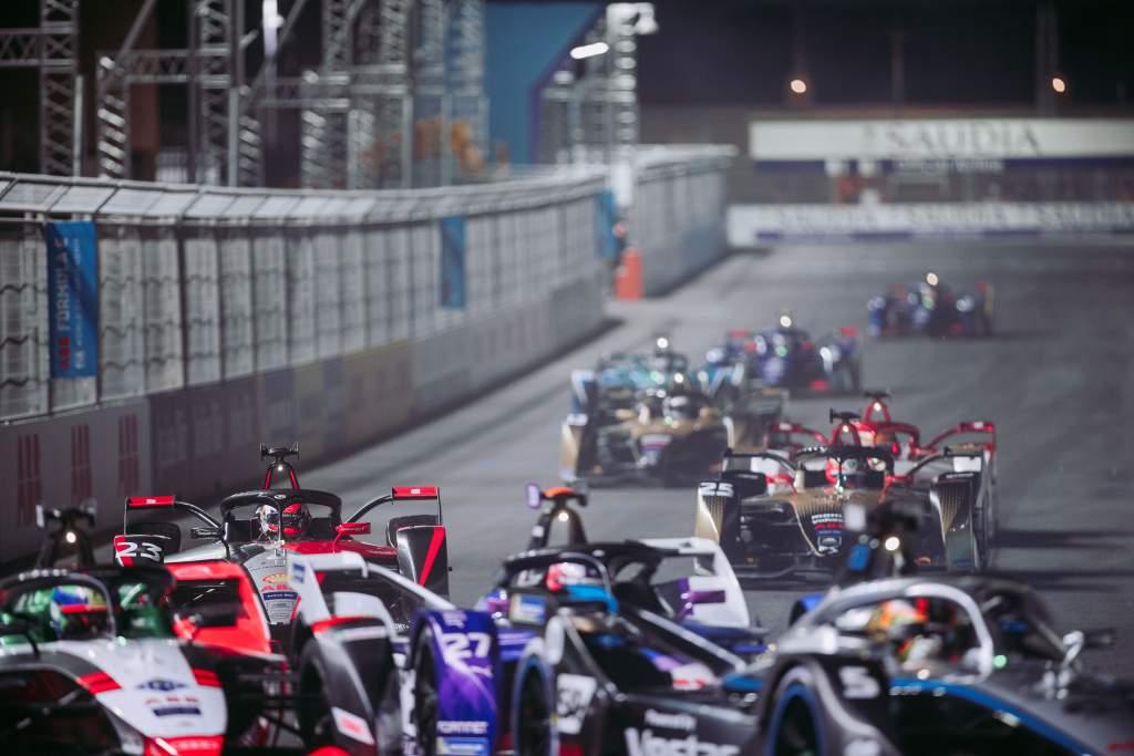 Diriyah Formula E 2021
