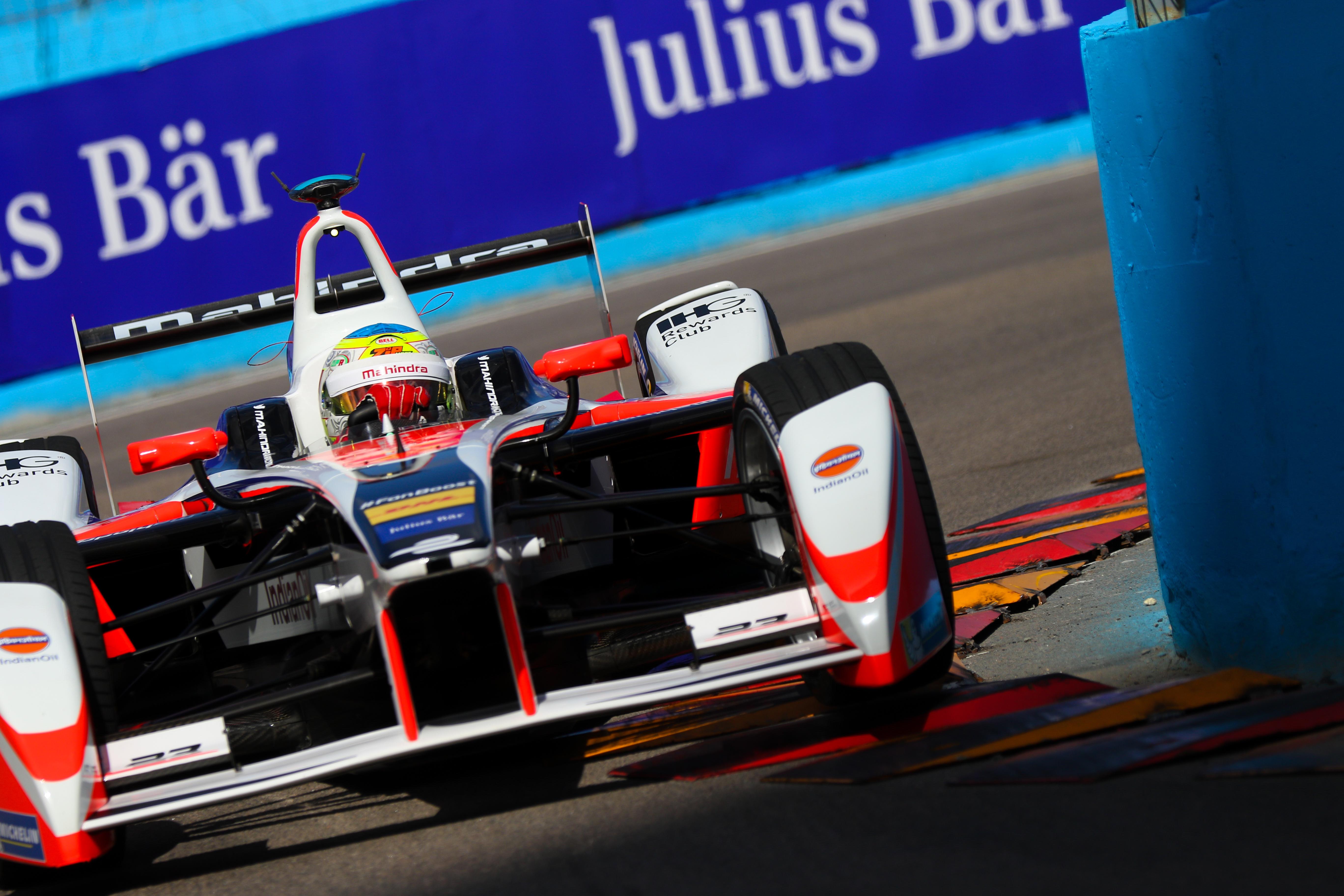 Oliver Rowland Mahindra Putrajaya Formula E 2015