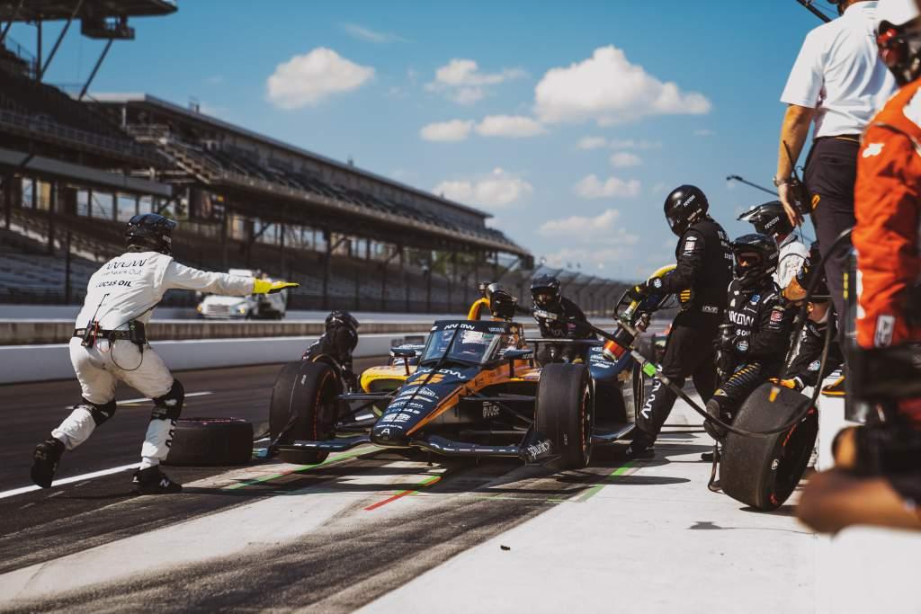 Pato O'Ward Indianapolis 500 2020