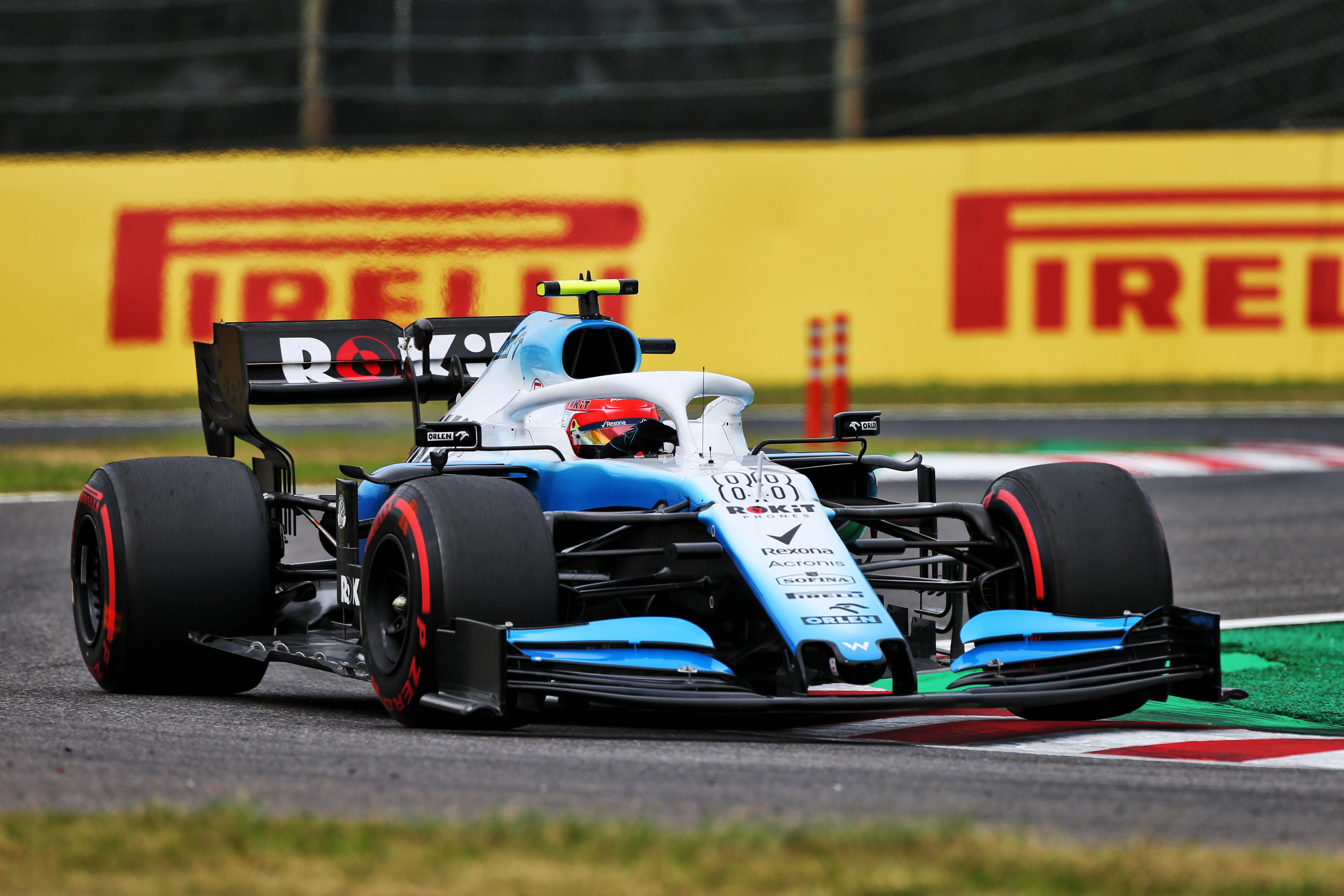 Motor Racing Formula One World Championship Japanese Grand Prix Practice Day Suzuka, Japan