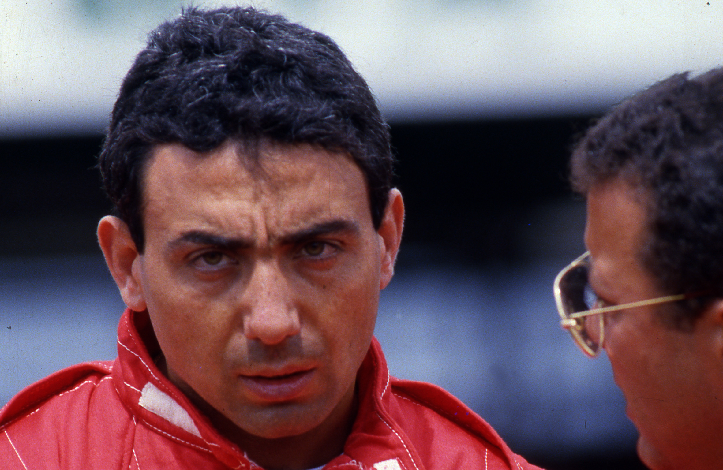 Michele Alboreto 1985