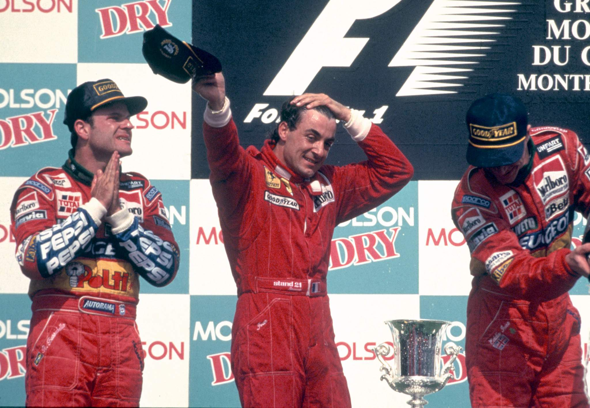 Canadian Grand Prix Montreal (cdn) 09 11 06 1995