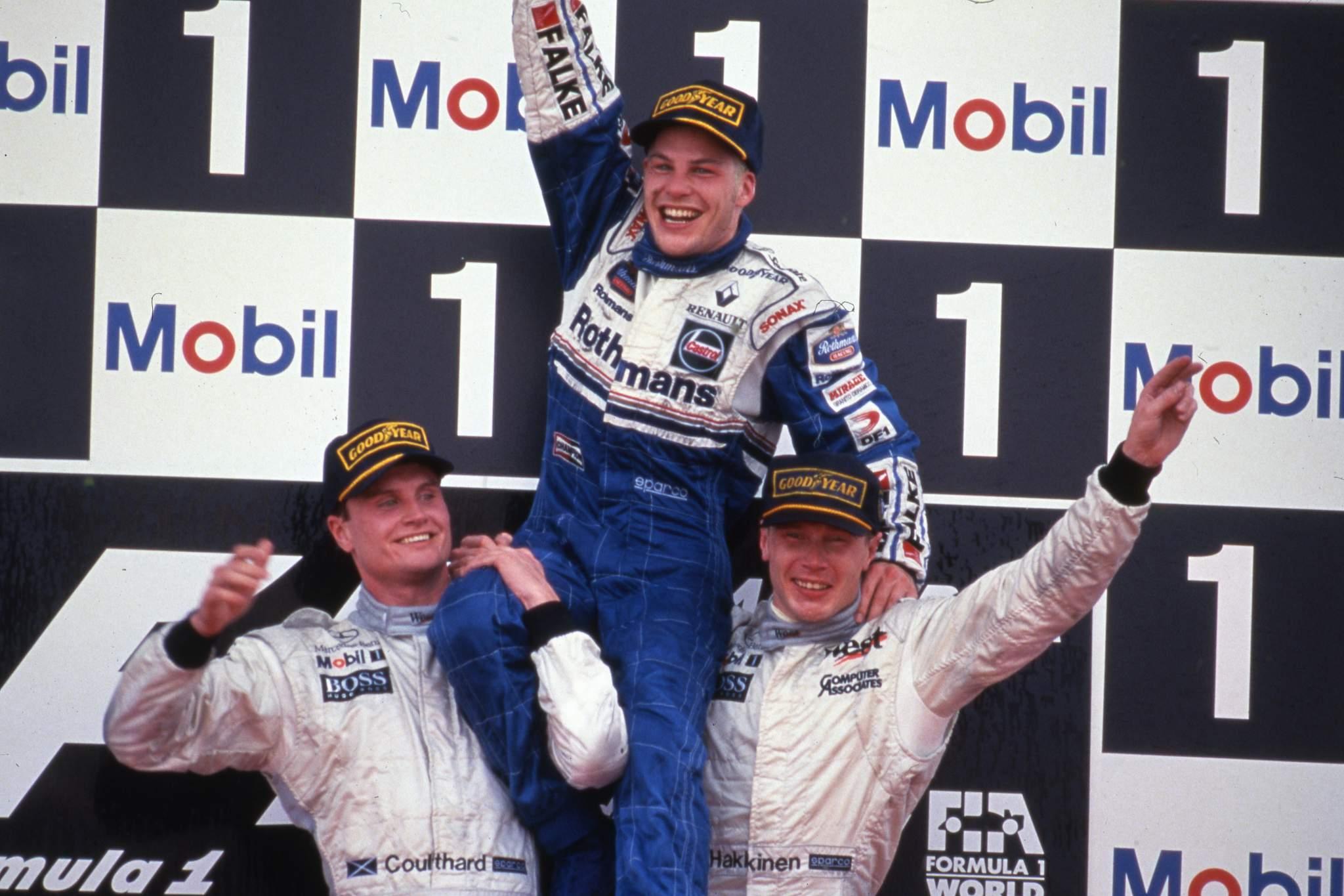 European Grand Prix Jerez Se La Frontera (esp) 24 26 10 1997