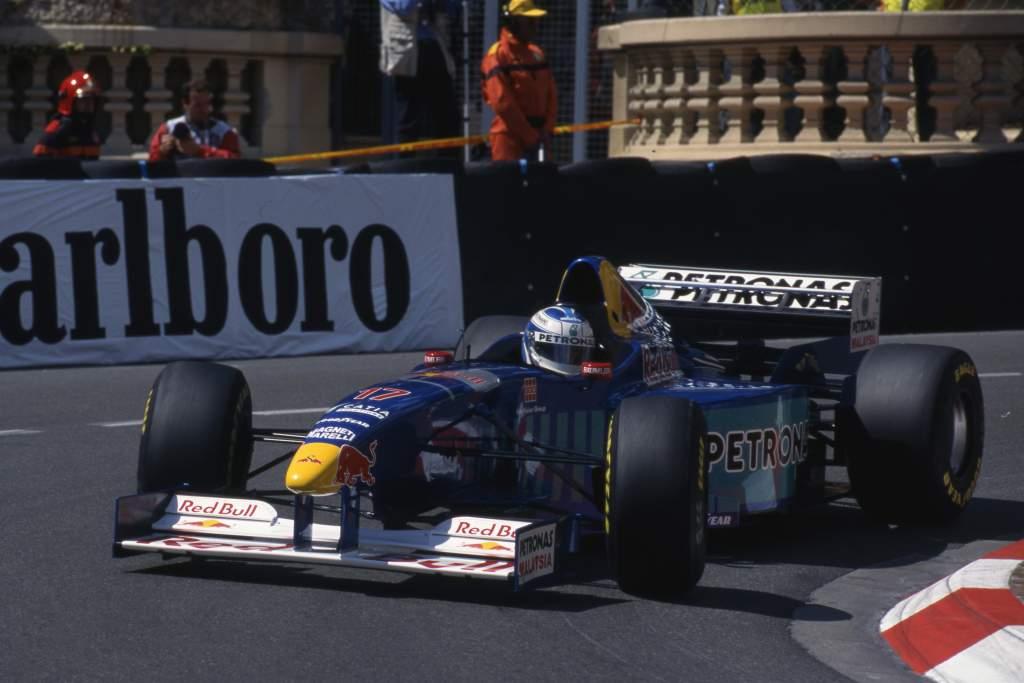 Nicola Larini Sauber F1