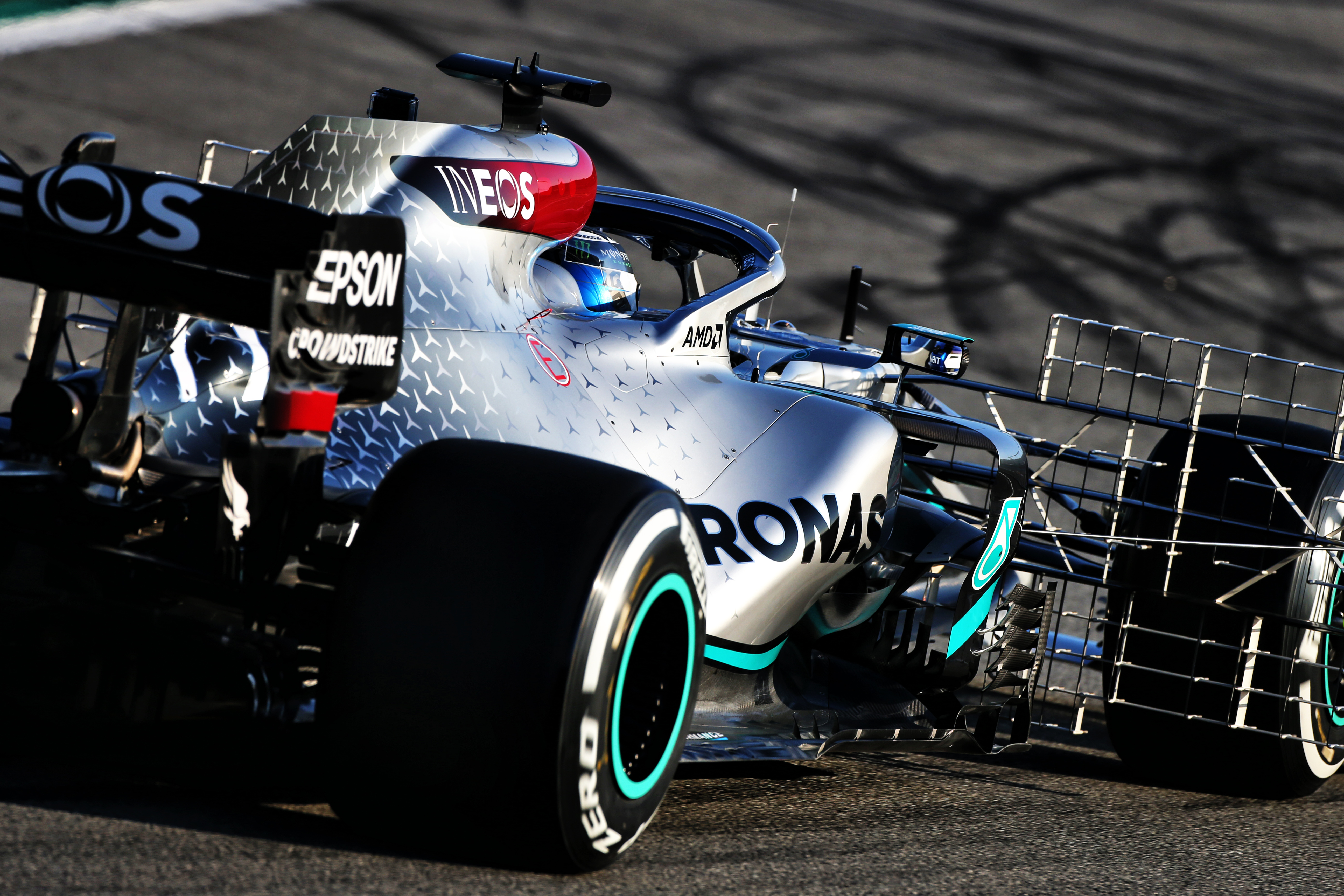 Motor Racing Formula One Testing Test One Day 1 Barcelona, Spain
