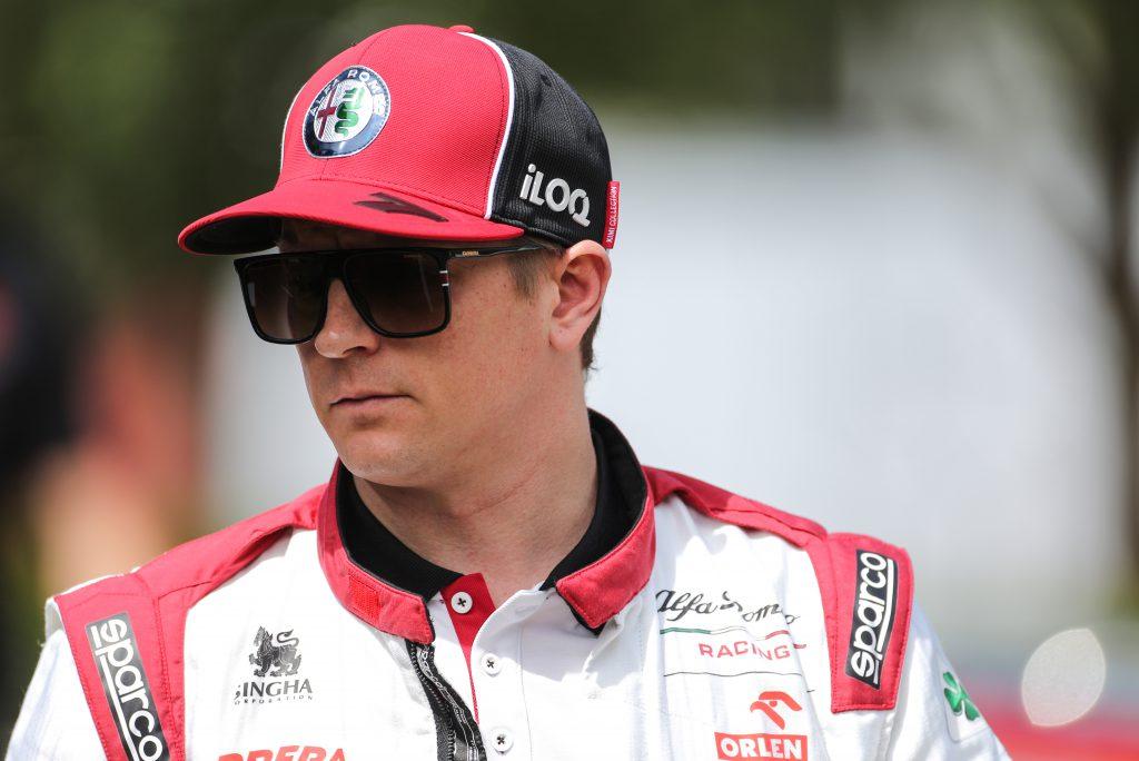 Kimi Raikkonen, Alfa Romeo, F1 2020