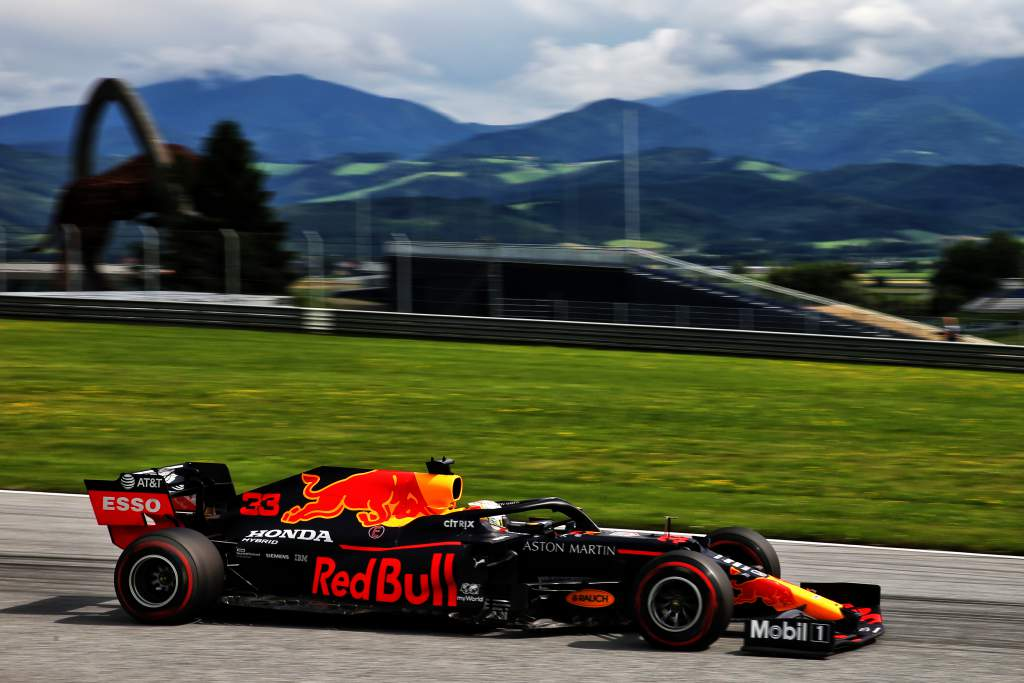 Red Bull RB16 2020 F1