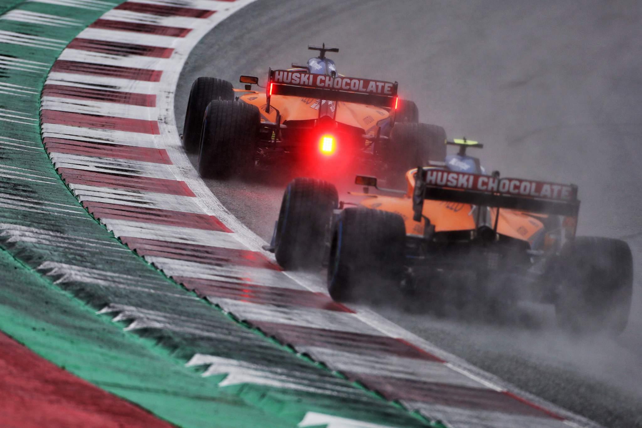 Motor Racing Formula One World Championship Steiermark Grand Prix Qualifying Day Spielberg, Austria