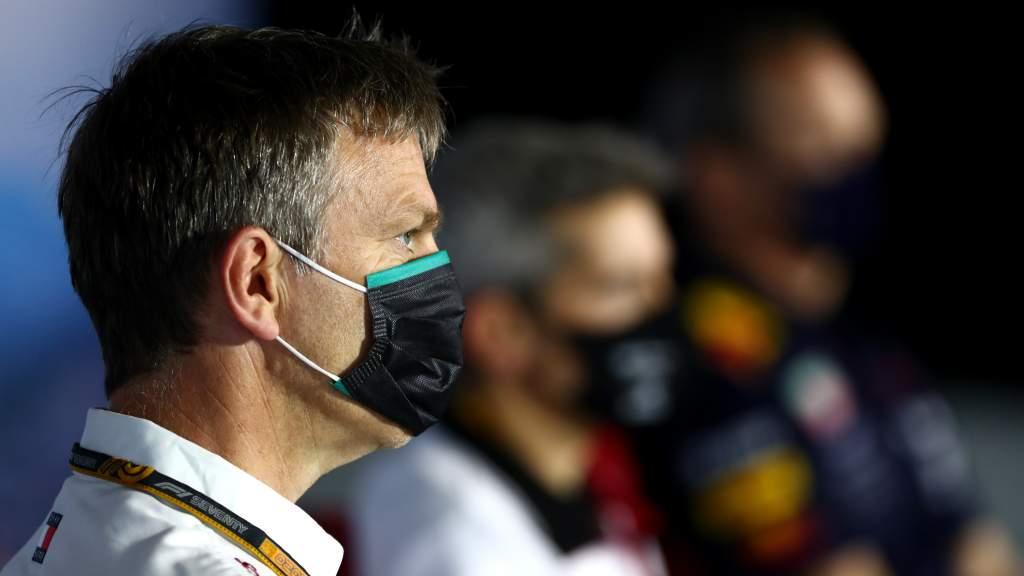 James Allison Mercedes F1