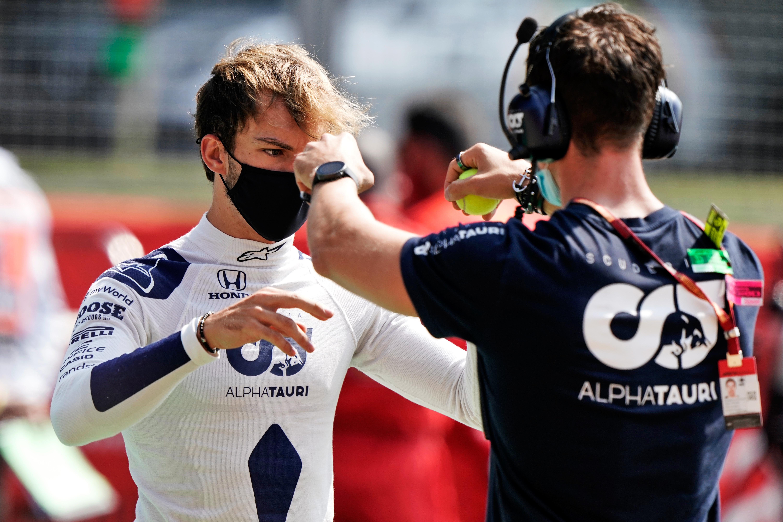 Pierre Gasly AlphaTauri F1 2020