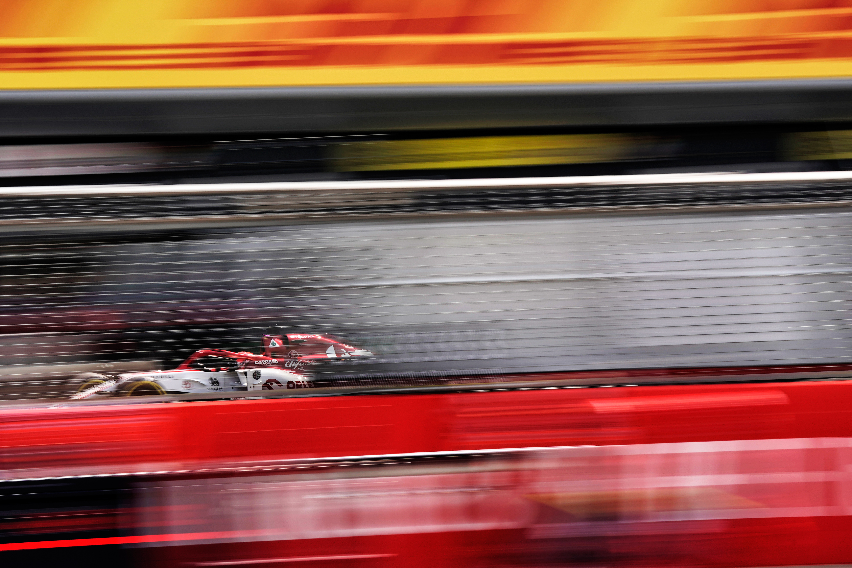 Kimi Raikkonen Alfa Romeo 70th Anniversary Grand Prix Silverstone