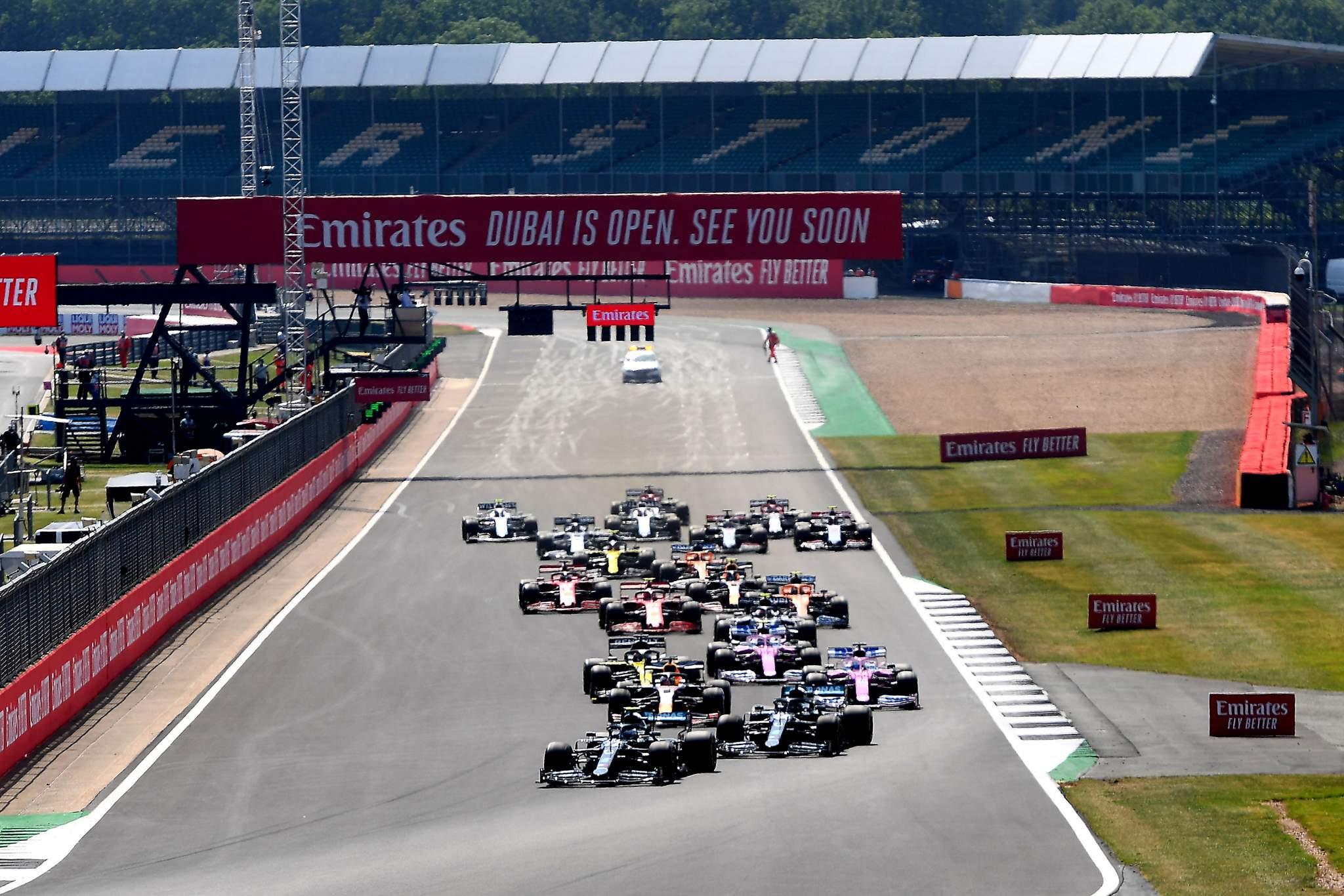 Silverstone 2020