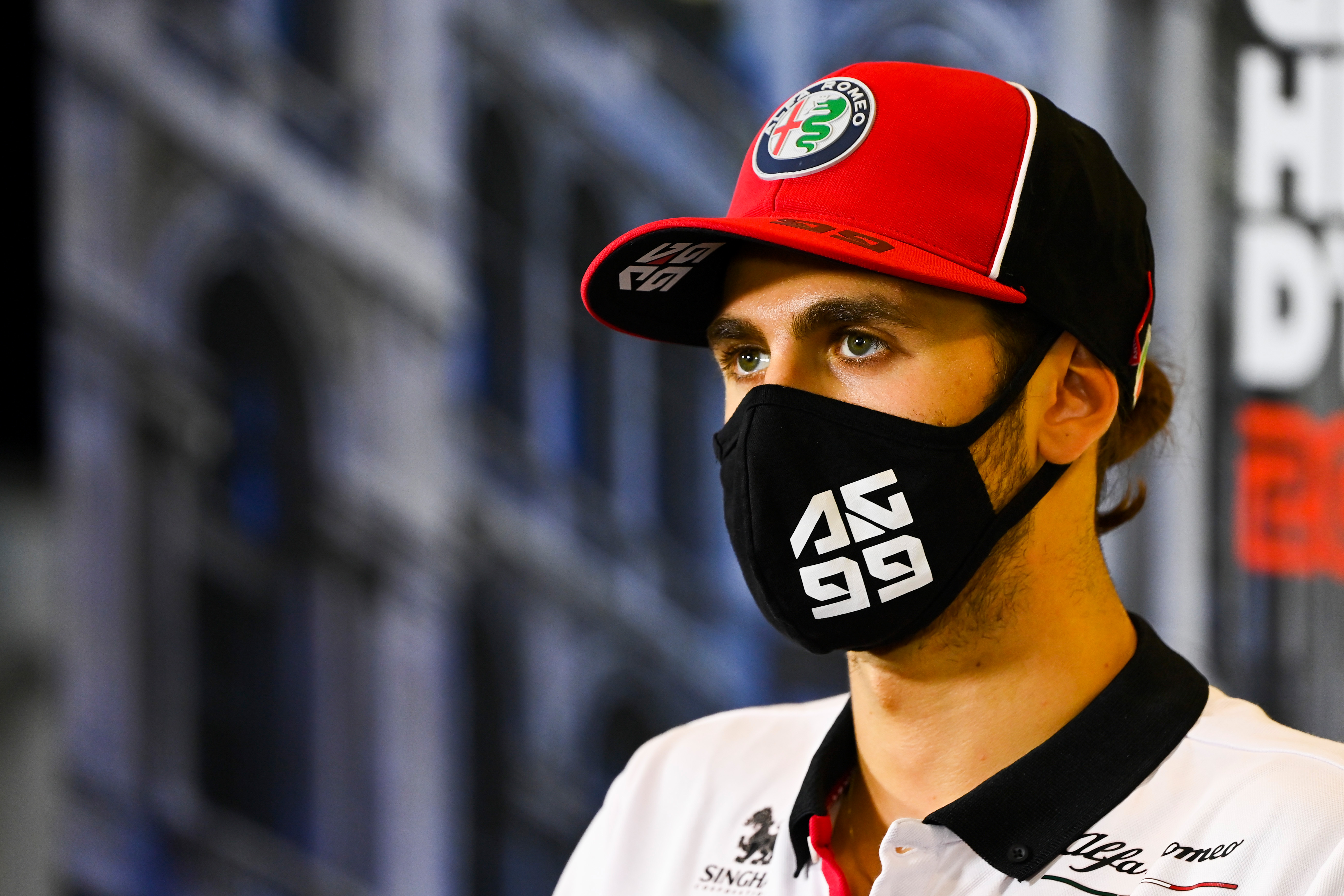 Motor Racing Formula One World Championship Italian Grand Prix Preparation Day Monza, Italy