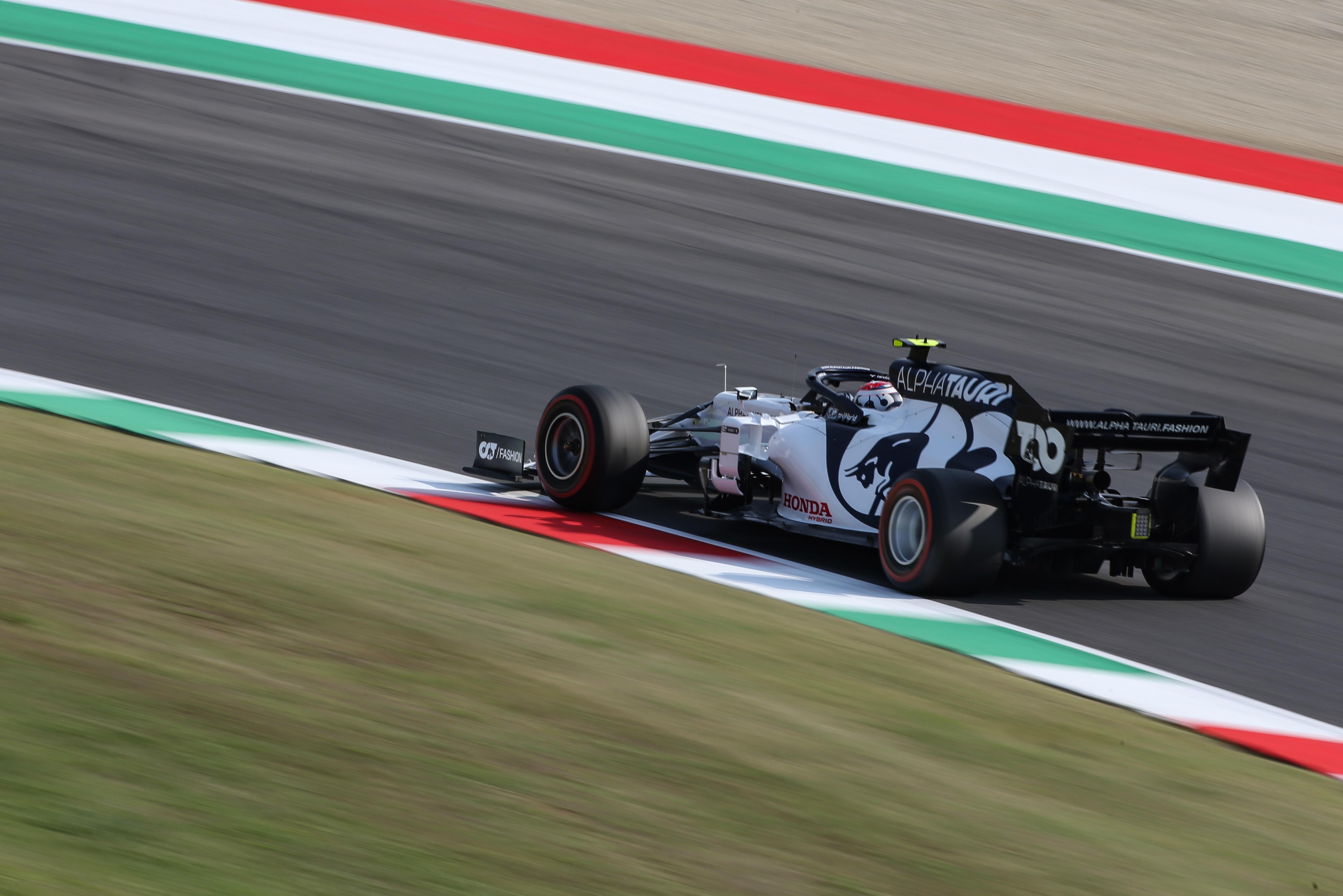 Motor Racing Formula One World Championship Tuscan Grand Prix Practice Day Mugello, Italy
