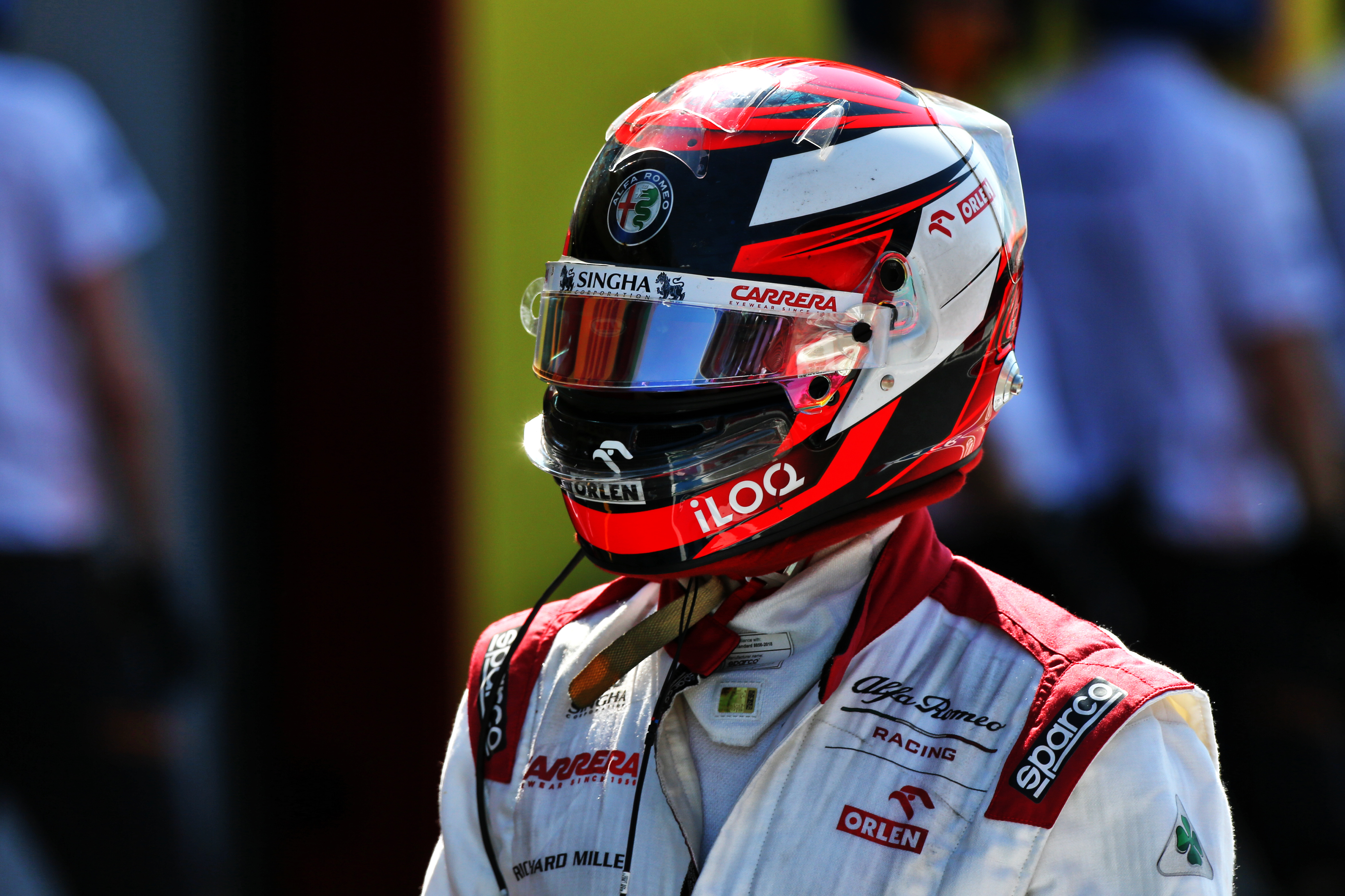 Motor Racing Formula One World Championship Tuscan Grand Prix Qualifying Day Mugello, Italy