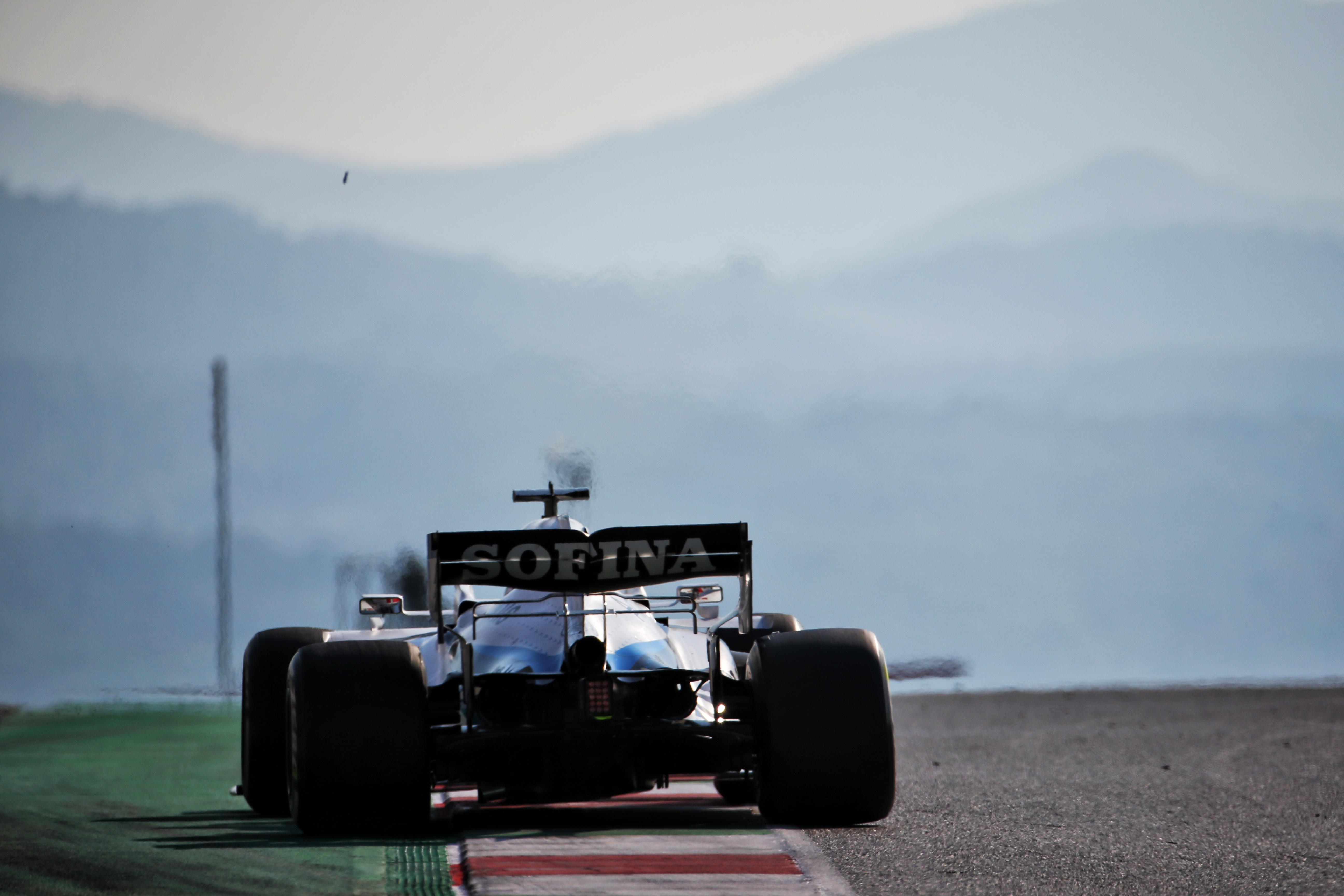 George Russell Williams Tuscan Grand Prix Mugello 2020