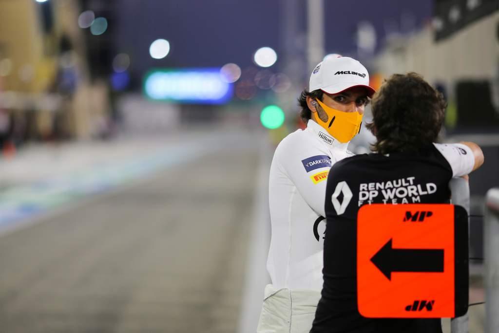 Motor Racing Formula One World Championship Sakhir Grand Prix Qualifying Day Sakhir, Bahrain
