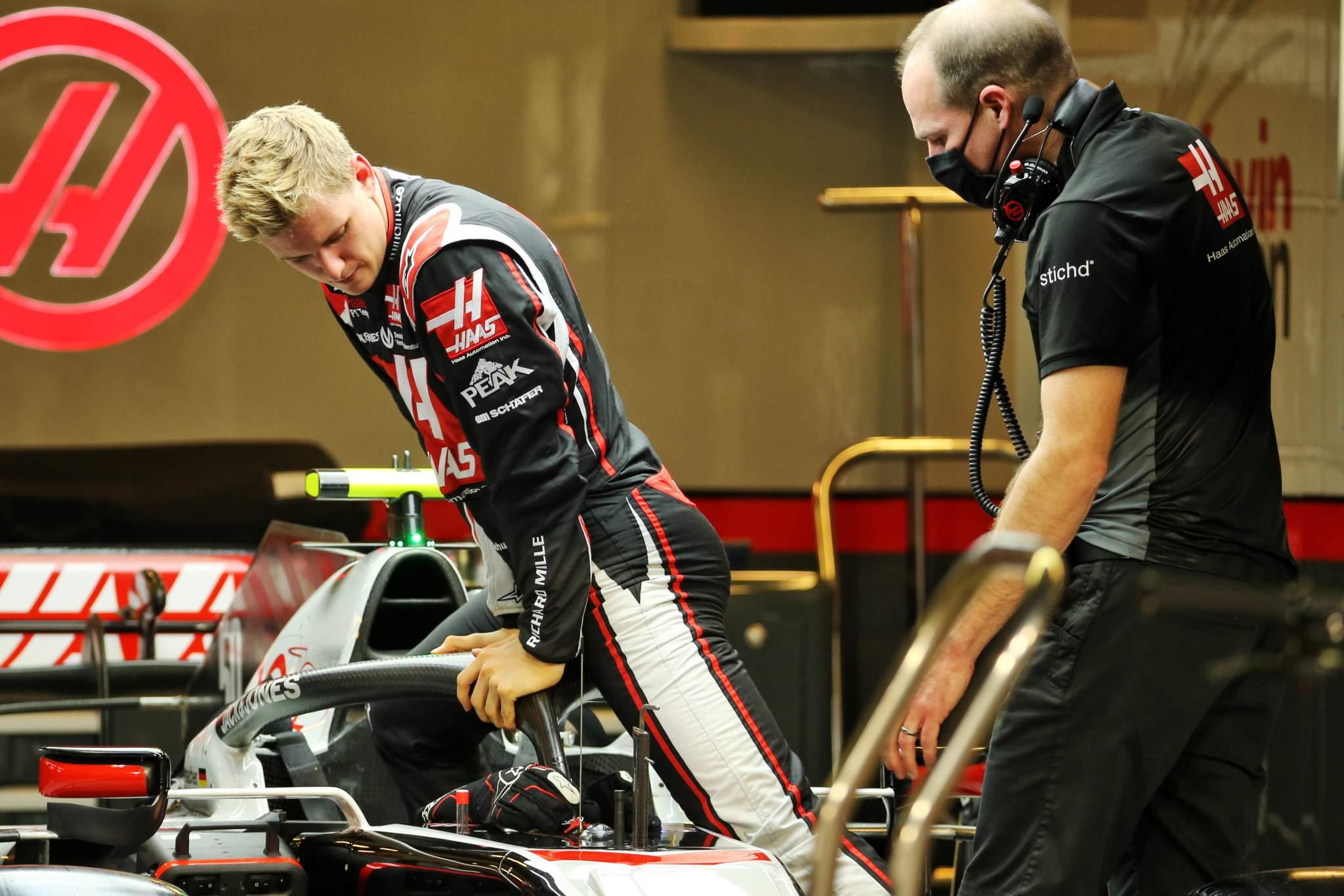Motor Racing Formula One World Championship Abu Dhabi Grand Prix Preparation Day Abu Dhabi, Uae
