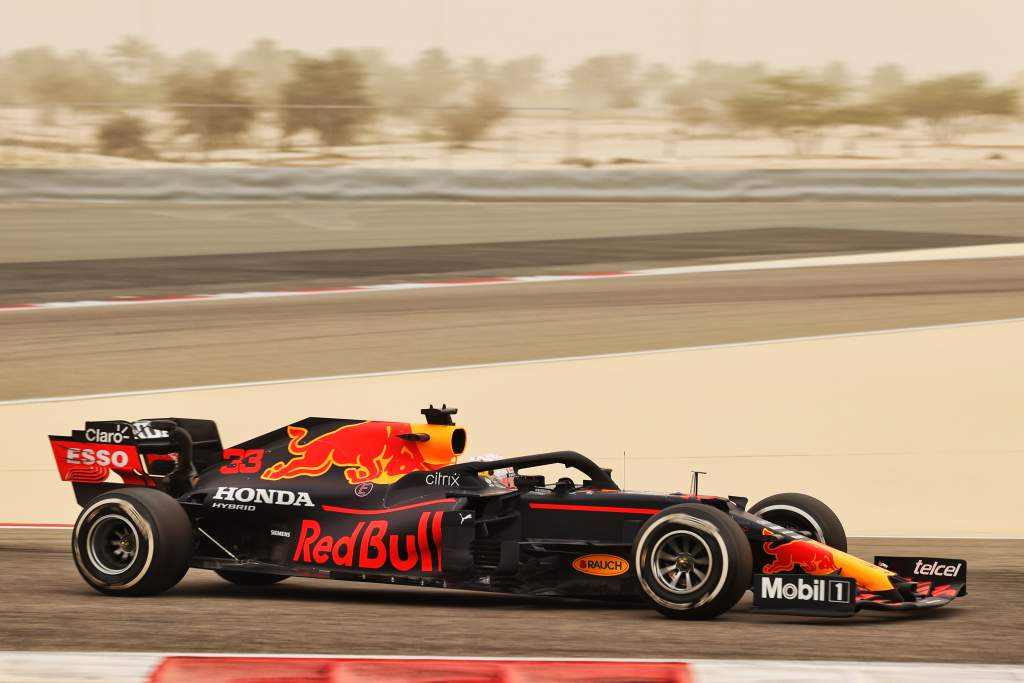 Motor Racing Formula One Testing Day One Sakhir, Bahrain
