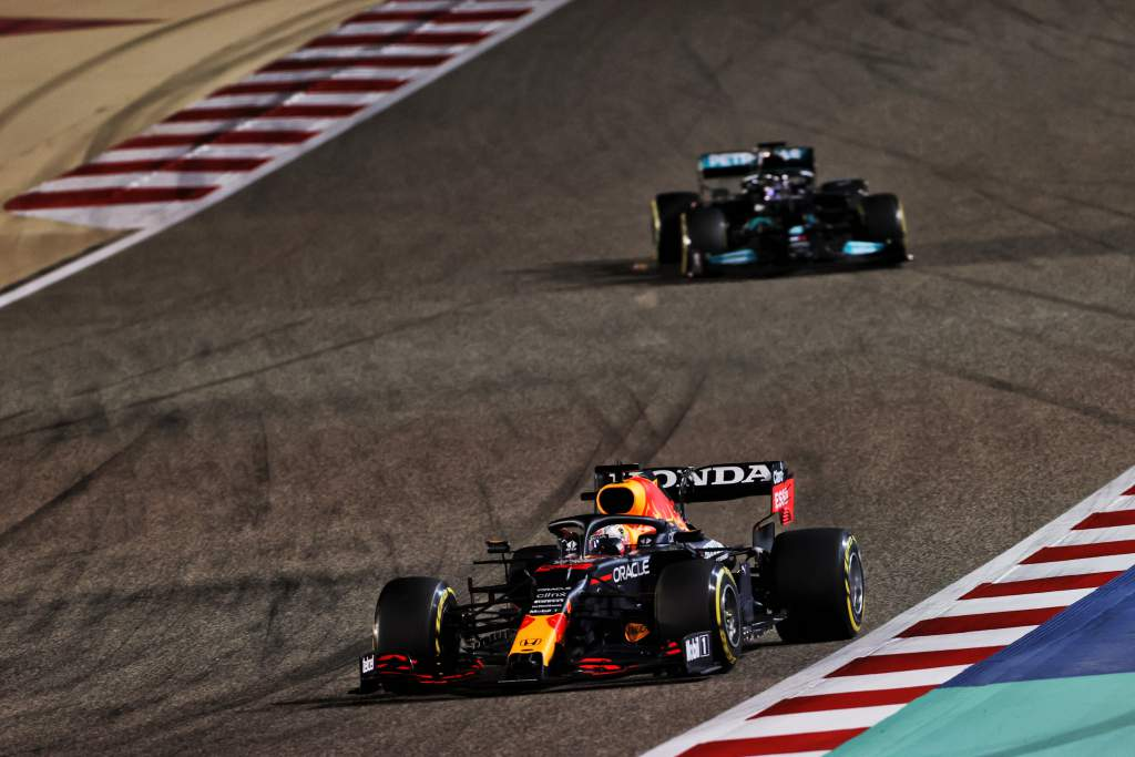 Red Bull Bahrain GP F1
