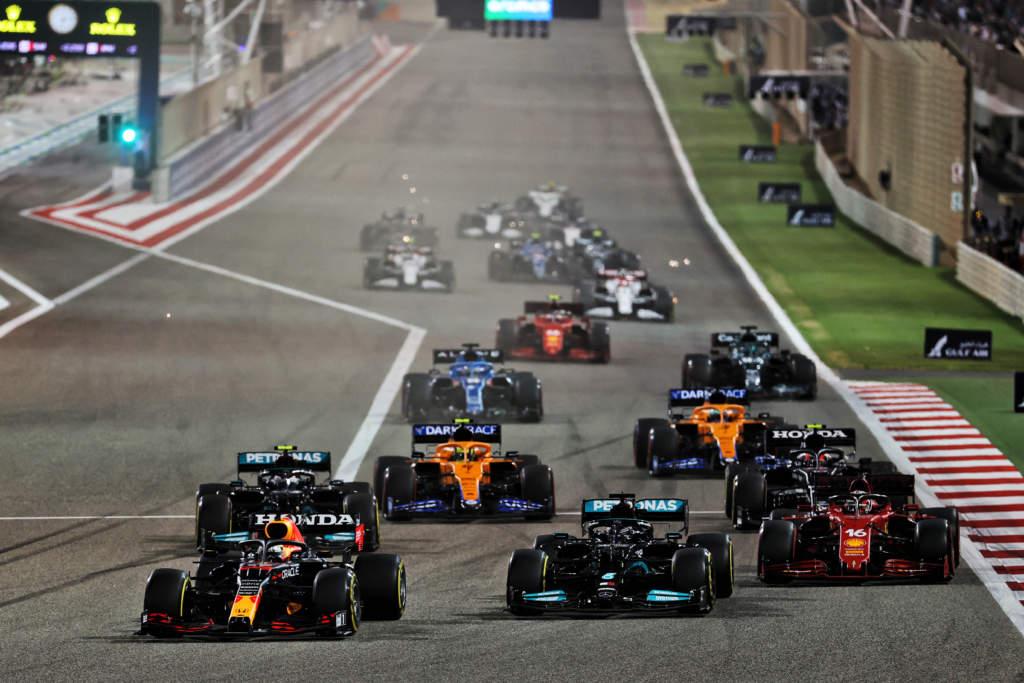 F1 Bahrain GP