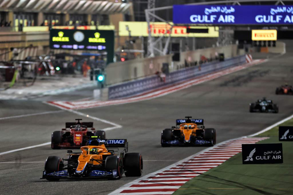 Bahrain GP F1