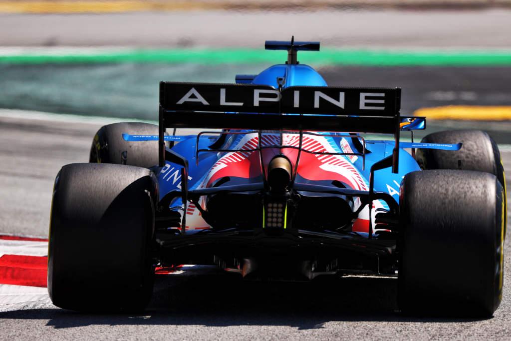 Alpine F1 Fernando Alonso
