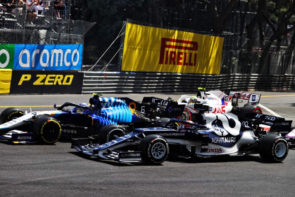 Monaco GP F1