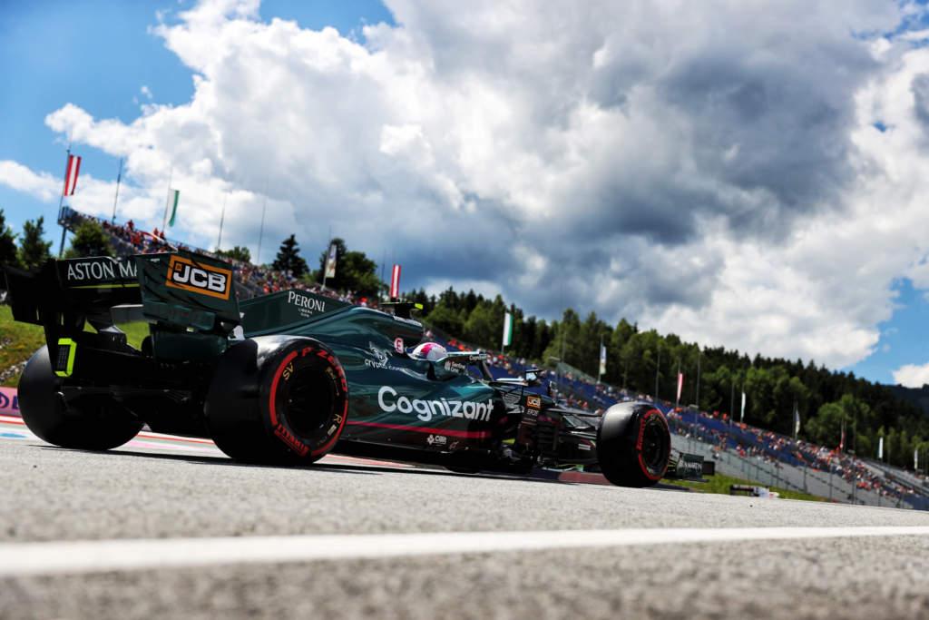 Sebastian Vettel Aston Martin F1