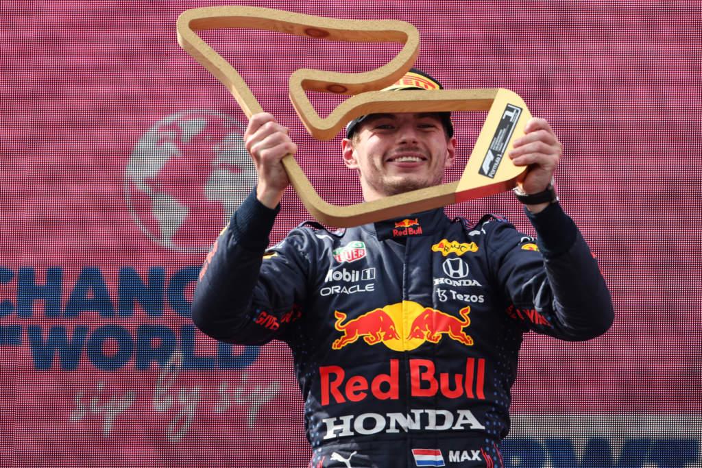 Max Verstappen wins Austrian Grand Prix 2021