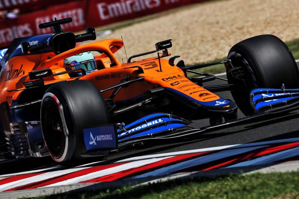 Motor Racing Formula One World Championship Hungarian Grand Prix Practice Day Budapest, Hungary