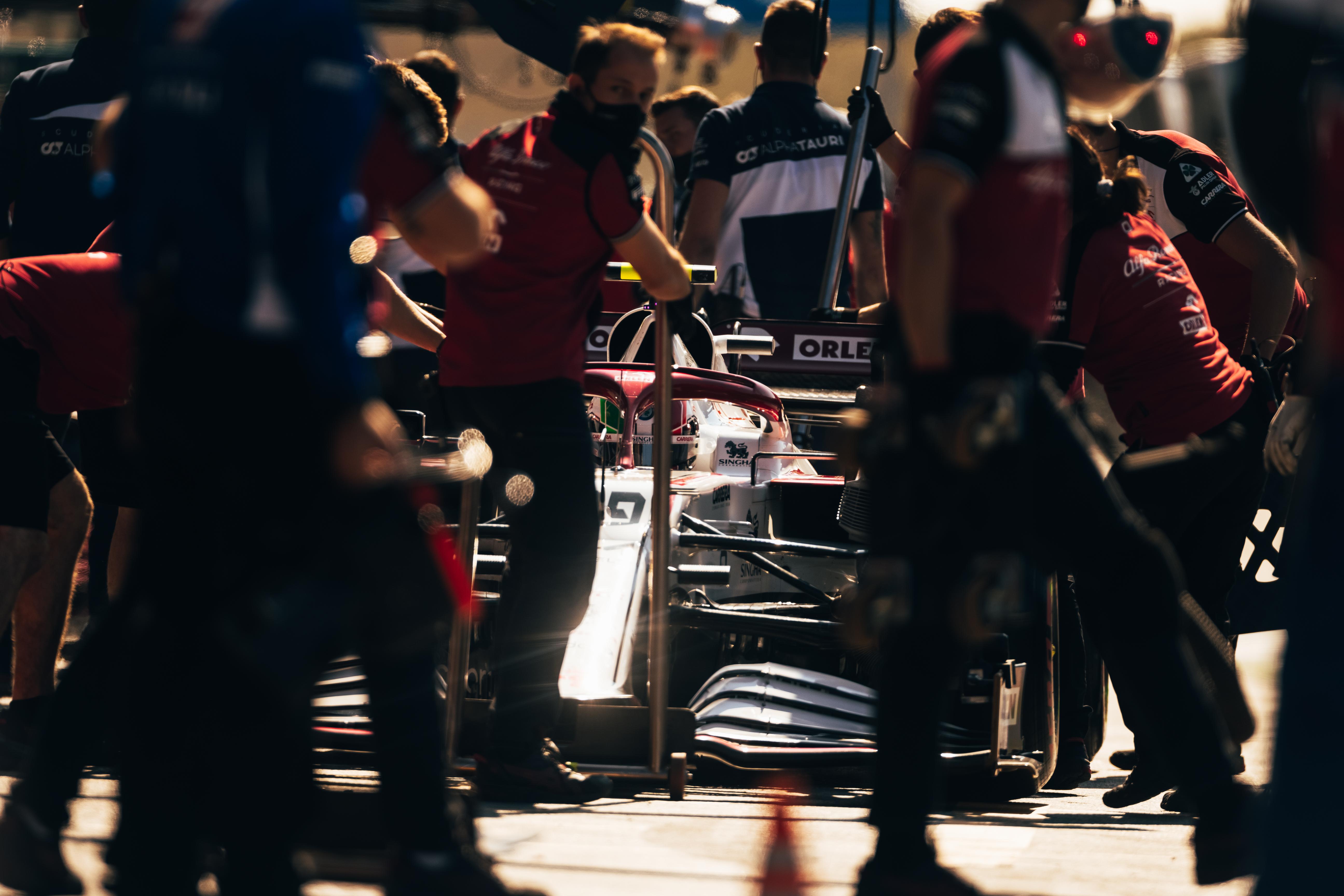 Motor Racing Formula One World Championship Dutch Grand Prix Qualifying Day Zandvoort, Netherlands