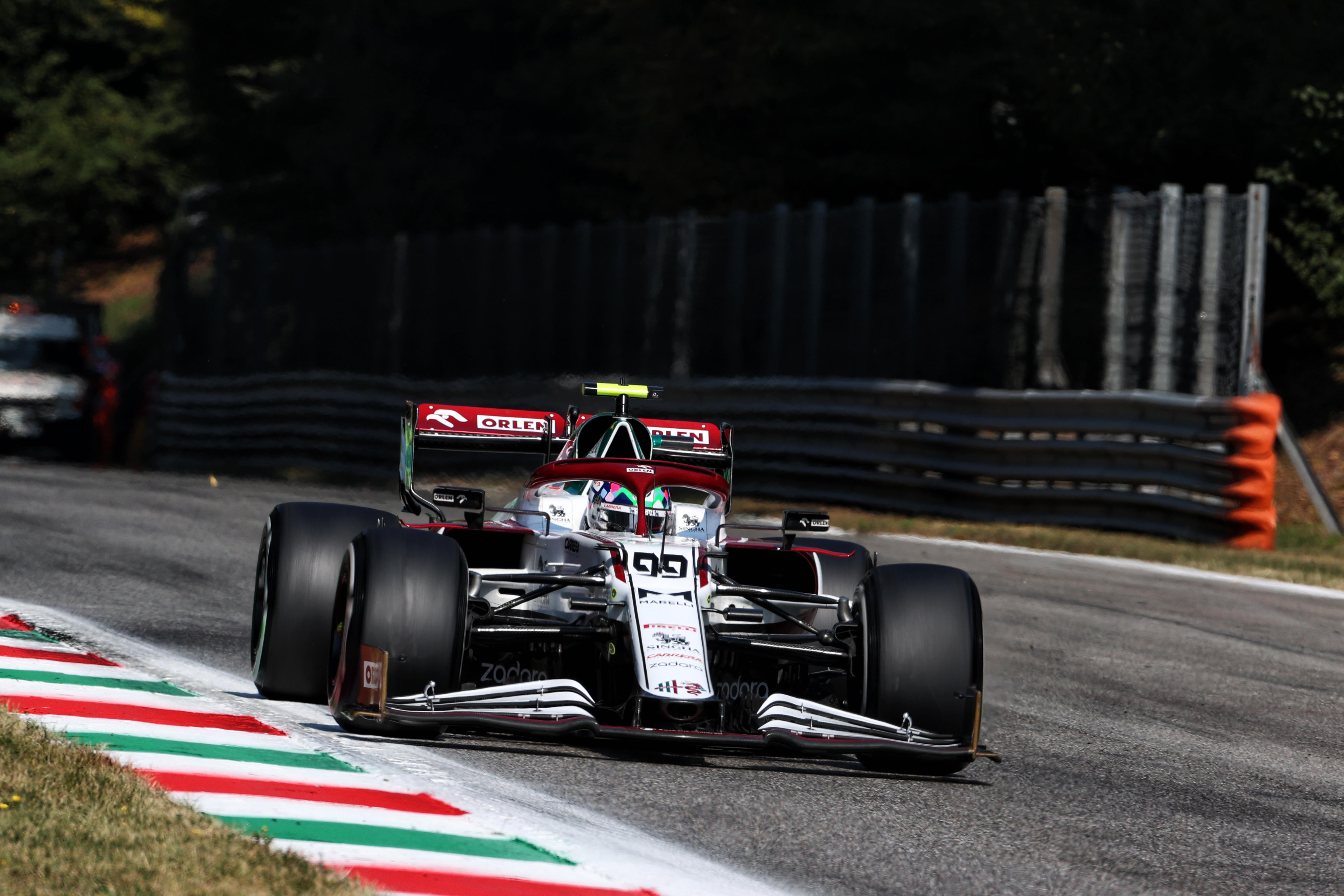 Motor Racing Formula One World Championship Italian Grand Prix Race Day Monza, Italy