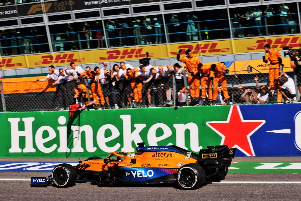 Gary Anderson: McLaren finally stopped believing its own hype - The Race