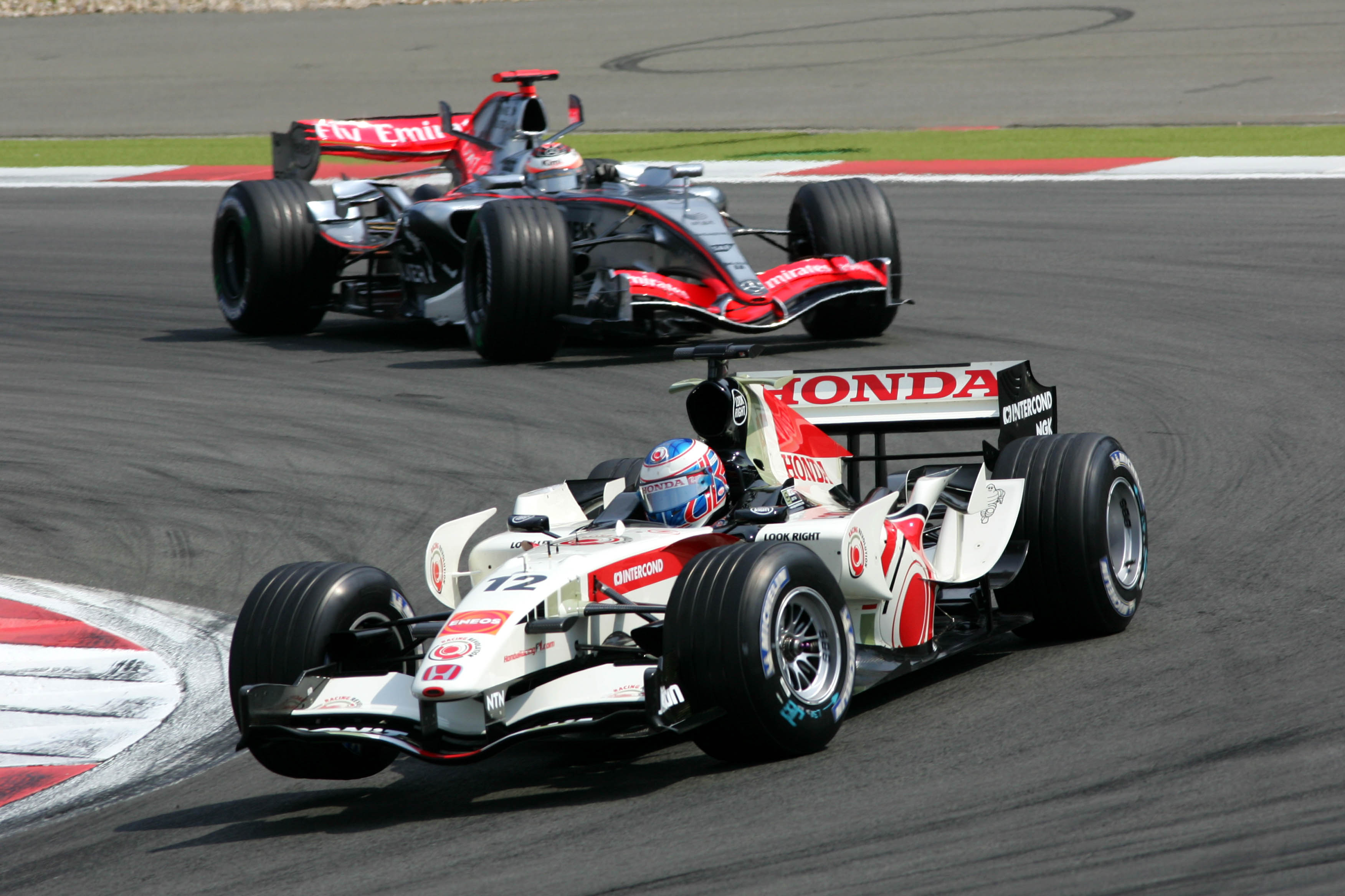 Formula 1 Grand Prix, Germany, Sunday Race