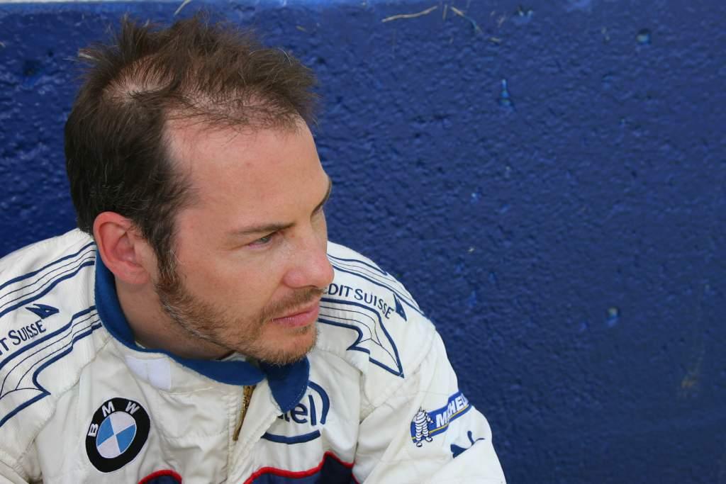 Jacques Villeneuve Sauber F1