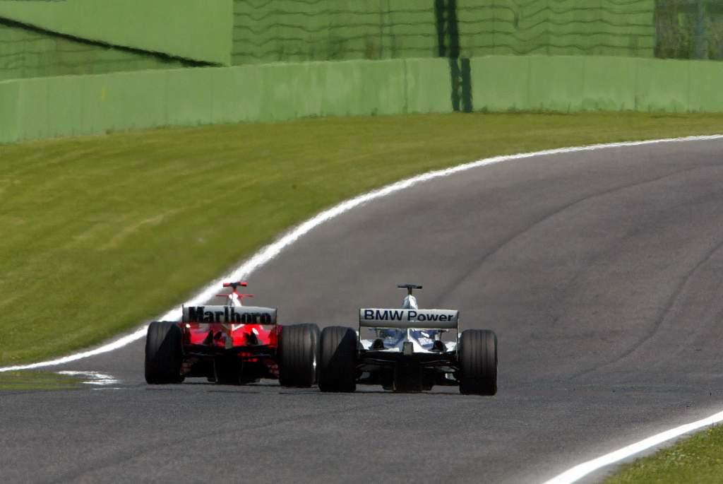 Formula 1 Grand Prix Practice.