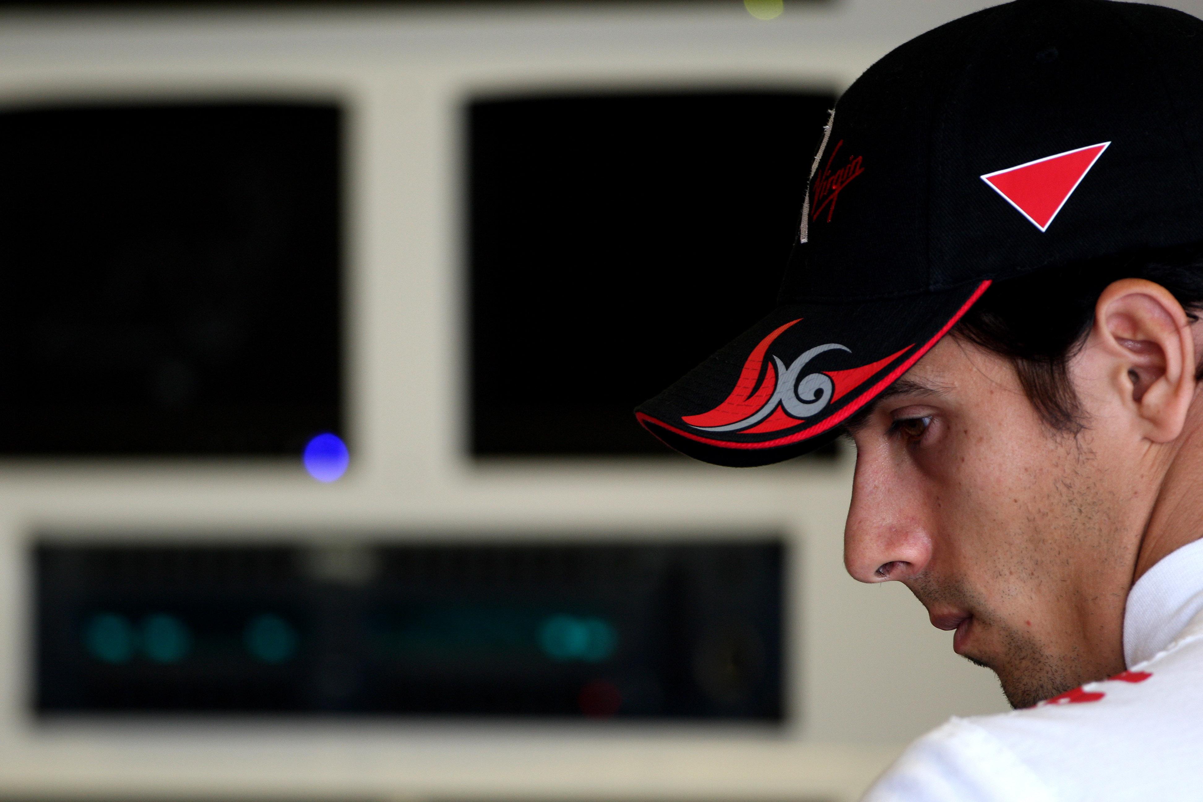 Formula 1 Grand Prix, Abu Dhabi, Saturday Practice
