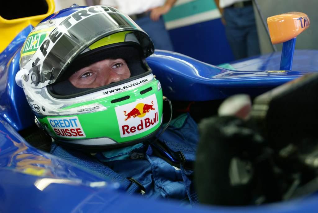Giancarlo Fisichella Sauber F1