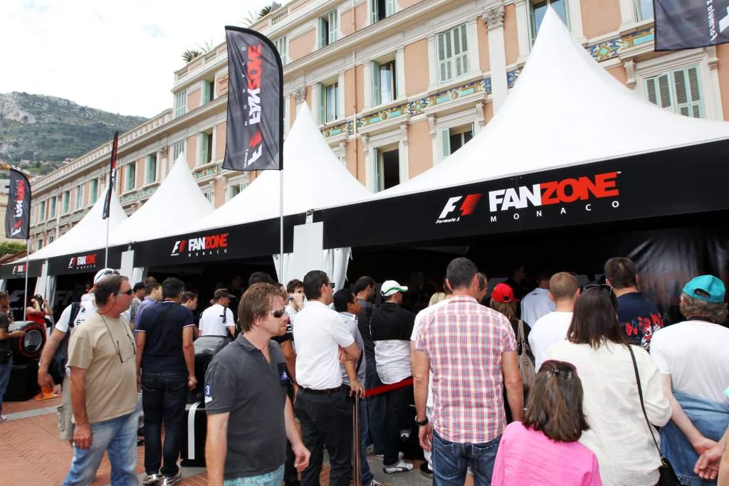 F1 FanZone Monaco