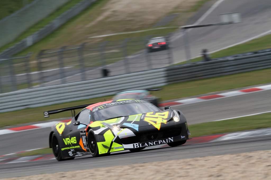 Valentino Rossi Blancpain Endurance